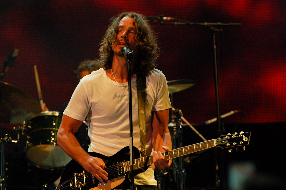 A Look Back: Soundgarden Record Store Performance From 1989