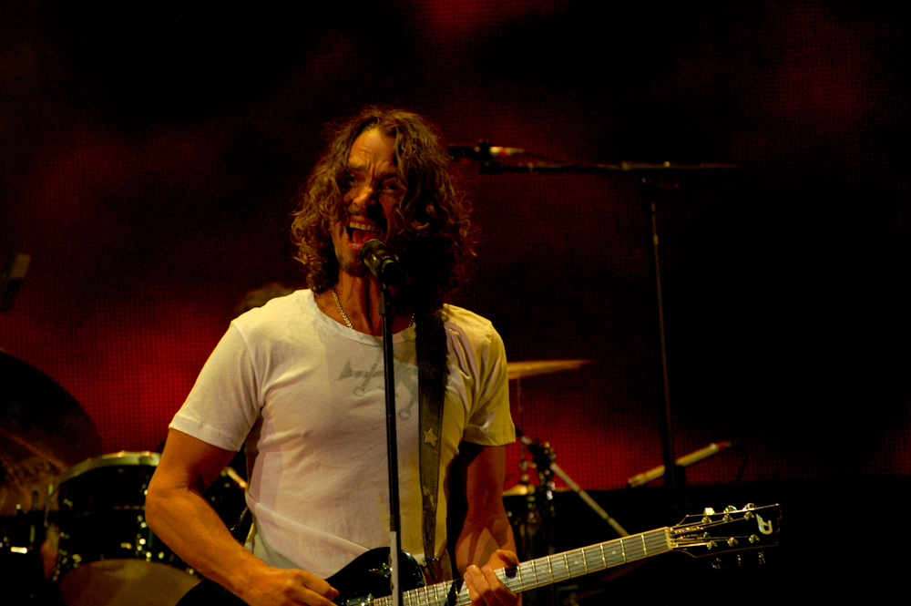 Chris Cornell's Widow Files Malpractice Lawsuit Against Doctor