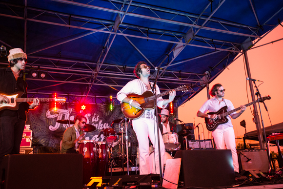 Allah-Las Concert in Rotterdam, Netherlands Cancelled After Terror Threat