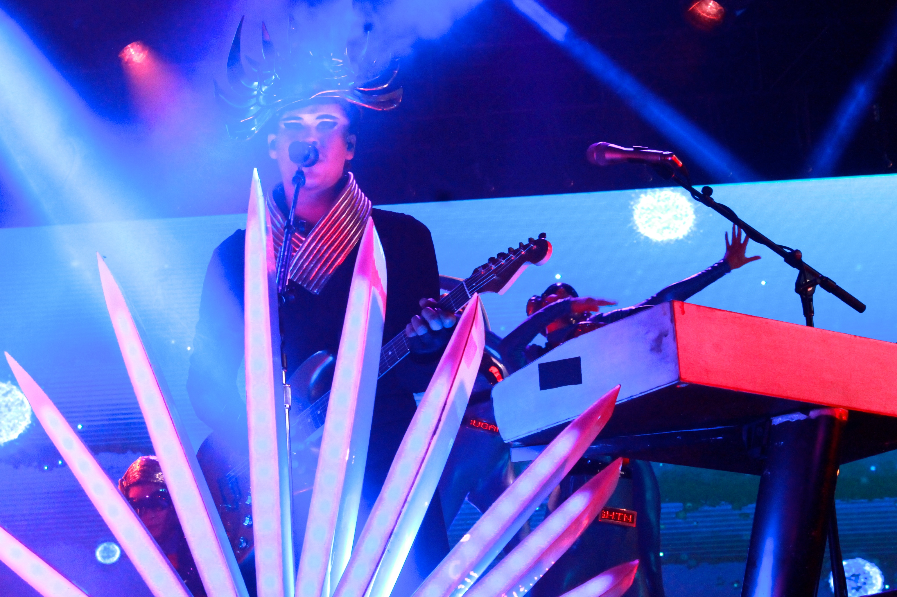 Luke Steele Of Empire Of The Sun and Daniel Johns Of Silverchair Join Forces For New Project Dreams and Will Play Coachella