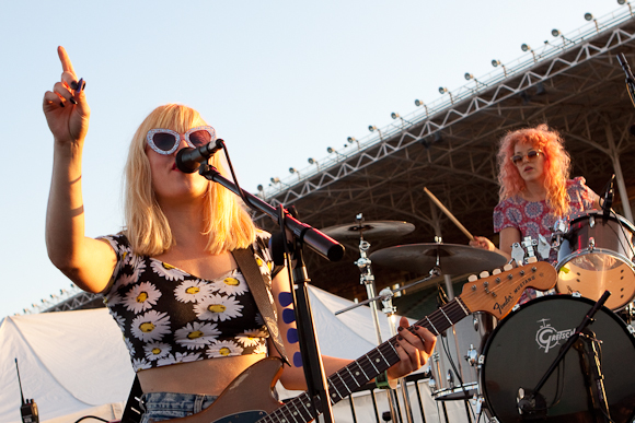 SXSW Music Festival 2017 Announces Seventh Round of Showcasing Artists Including Deap Vally, Frankie Rose and Sara Watkins