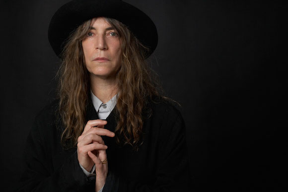 Patti Smith's Memoir Just Kids Will Get A Showtime Series
