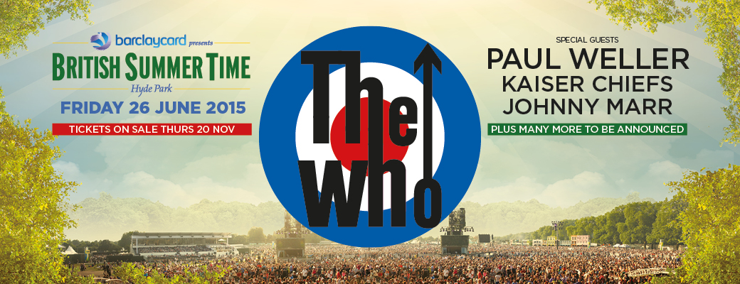 The Who @ Citizens Bank Park 5/25