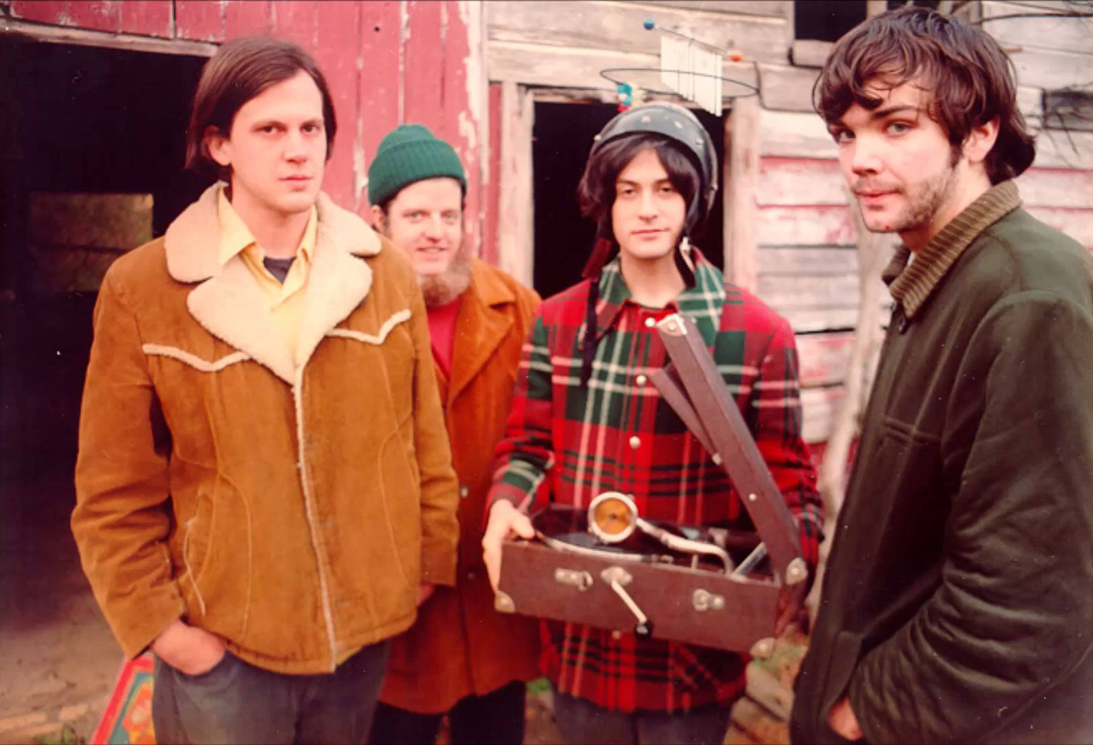 A Look Back: Neutral Milk Hotel Full Halloween House Show From 1997