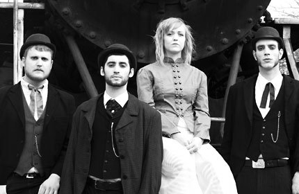 Murder by Death Is Playing Union Transfer July 25th
