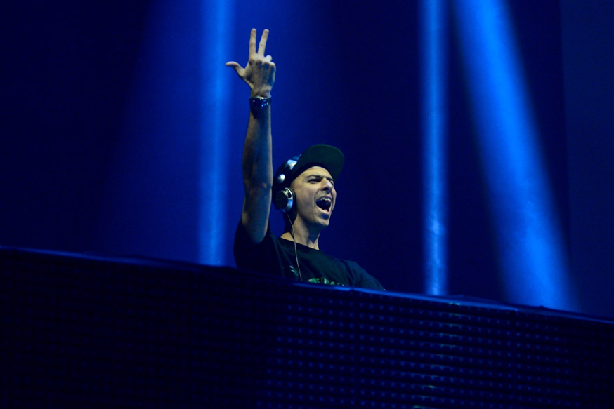 "Boys Noize Shares New Song ""Killer"" Featuring Steven A Clark"
