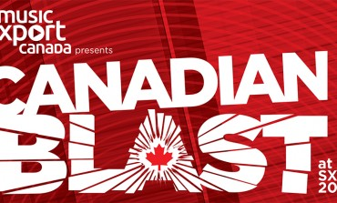 Canadian Blast BBQ & SXSW 2015 Showcase Announced