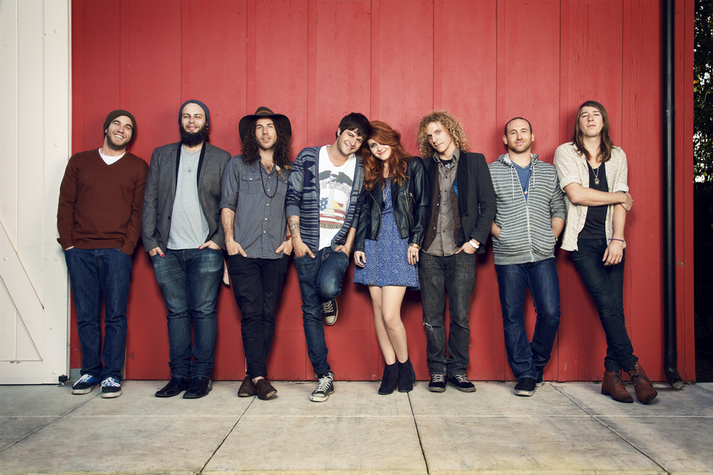 Interview with Katie Jayne Earl of The Mowgli's on Kids in Love, Living the Dream, and How the Group Hopes to Make This World a Little Bit Better