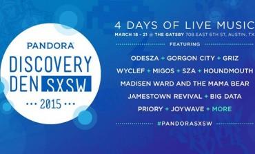 Pandora SXSW 2015 Discovery Den Day Parties Announced ft. SZA, Peking Duk