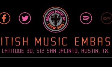 The British Music Embassy SXSW 2015 Day Parties Announced