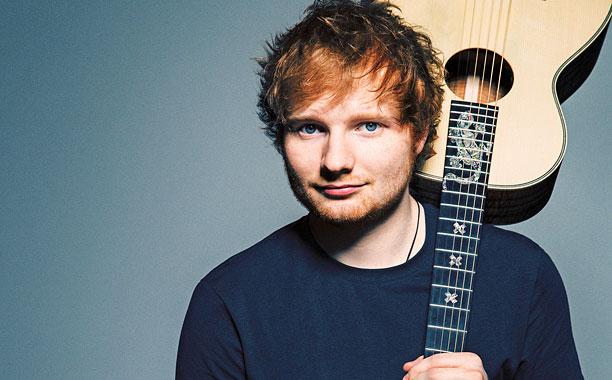 Ed Sheeran @ The Mann Center 5/26