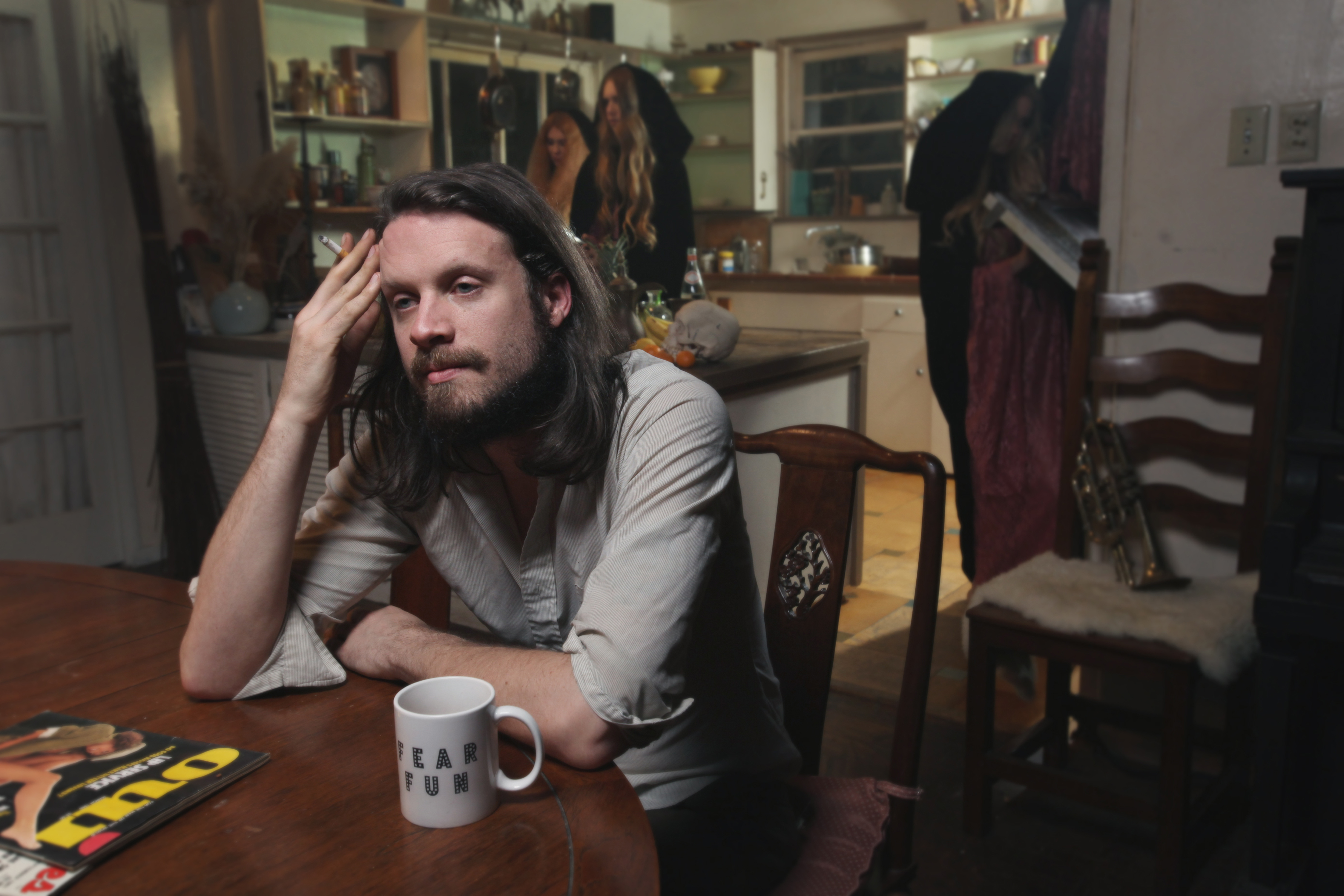 LISTEN: Father John Misty Covers Nirvana's Heart Shaped Box
