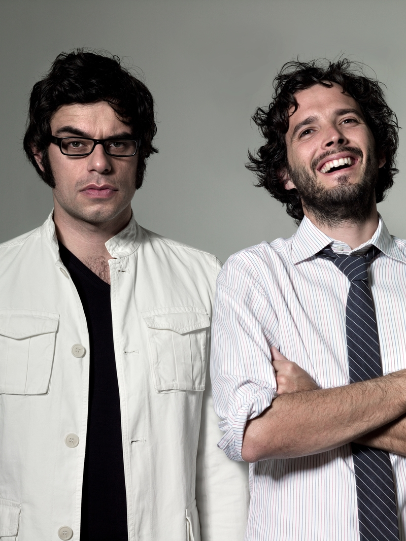"""Flight of the Conchords Perform New Song """"Father and Son"""" on Late Show"""