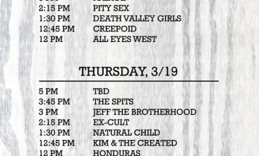 Thrasher Magazine's Death Match SXSW 2015 Day and Night Parties Announced ft The Dillinger Escape Plan