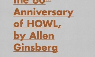 "A Celebration of the 60th Anniversary of Allen Ginsberg's ""Howl"" @ The Theatre at Ace Hotel 4/7"
