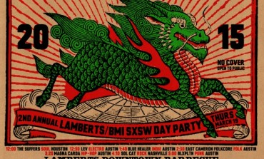Lamberts/BMI SXSW 2015 Day Party Announced ft The Suffers