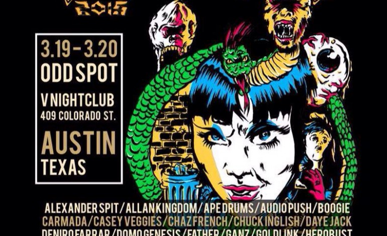 VIBES SXSW 2015 Party Announced