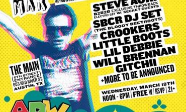 Dim Mak SXSW 2015 Takeover @ APW Announced ft. Steve Aoki
