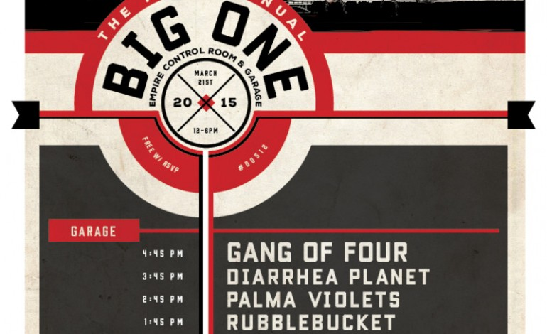 Do512's The Big One SXSW 2015 Day Party Announced