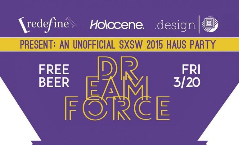 Dreamforce SXSW 2015 Party Announced