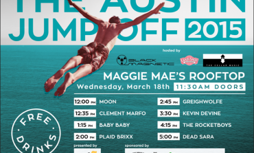 The Austin Jumpoff SXSW 2015 Party ft. Dead Sara Announced