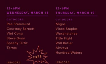 Pitchfork SXSW 2015 Day Parties Announced