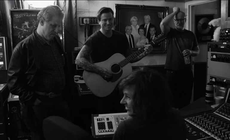WATCH: Butch Walker Releases New Video Of Himself Working In The Studio With Ryan Adams And Johnny Depp