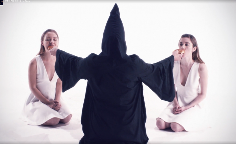 "WATCH: Mini Mansions Release New NSFW Video For ""Vertigo"" Featuring Arctic Monkeys' Alex Turner"