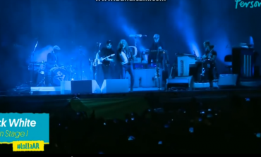 "WATCH: Jack White And Robert Plant Perform ""The Lemon Song"""