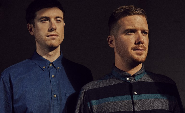 Gorgon City Album Launch Party at the Output, Brooklyn, New York