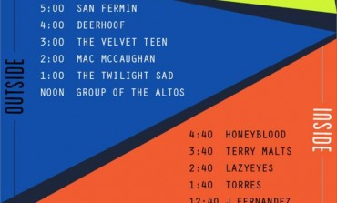 The A.V. Club and Flowerbooking present March Into Softness SXSW 2015 Day Party Announced
