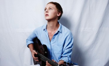 Laura Marling Is Painting Murals Of New Album Artwork In London