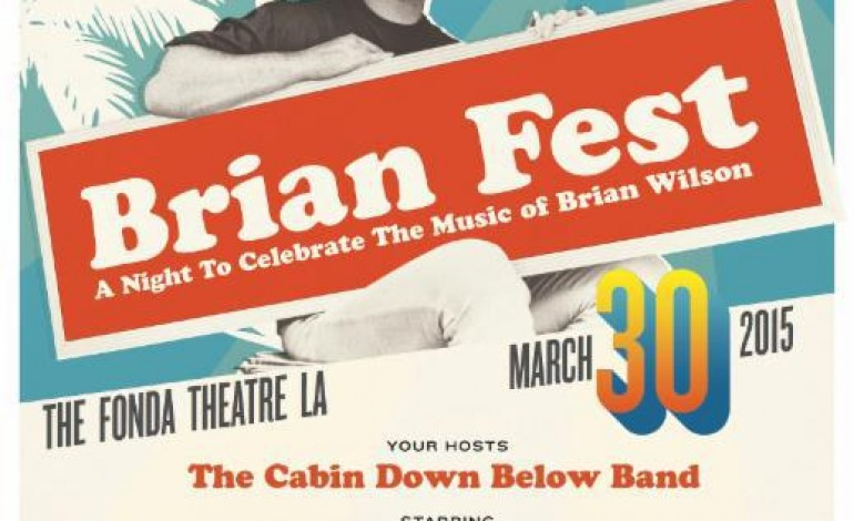 A Night to Celebrate the Music of Brian Wilson w/special guests @ Fonda Theatre 3/30