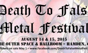 Death To False Metal 2015 Lineup Announced Featuring Whiplash, Valkyrie And Krieg