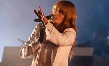 Florence + The Machine Cut Their Coachella Set Short Due To Florence Welch's Broken Foot