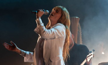 "Florence And The Machine Gets You High With New Song ""Sky Full Of Song"""