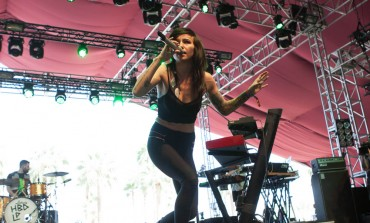 Lights Live at the Regent Theater, Los Angeles