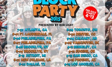 Mad Decent Announce Summer 2015 Block Party Tour Dates