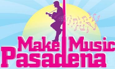 Make Music Pasadena (Festival) @ Pasadena 6/6