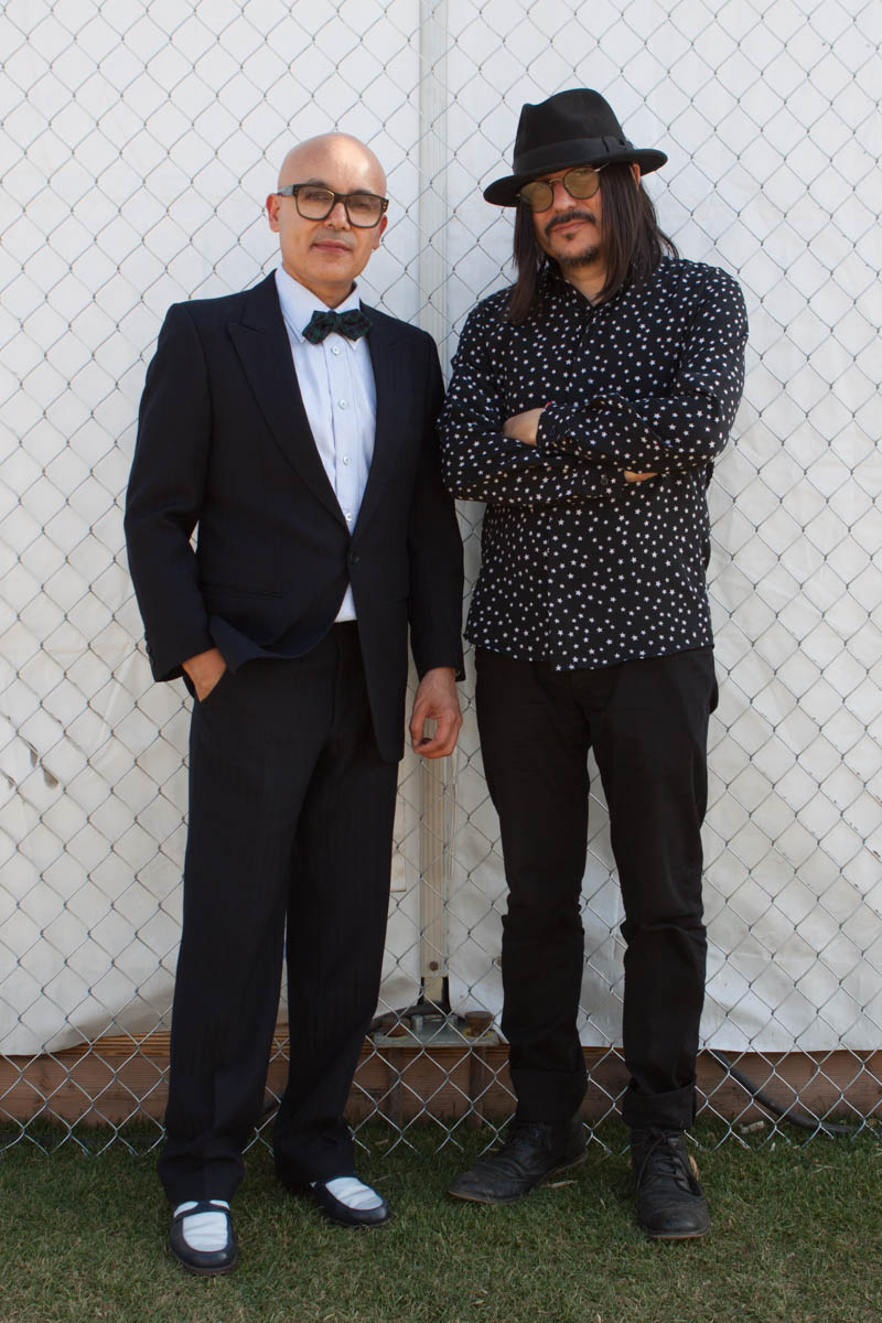 Bostich + Fussible of Nortec Collective.