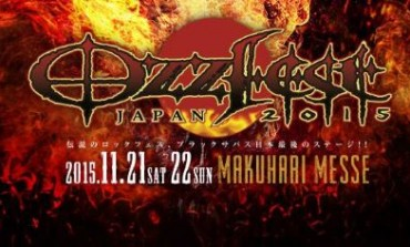 Ozzfest Japan 2015 Lineup Announced Featuring Ozzy Osbourne, Korn, And Evanescence