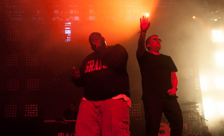 Run the Jewels at First Ever Adult Swim Music Festival Oct. 6-7th at the Row DTLA