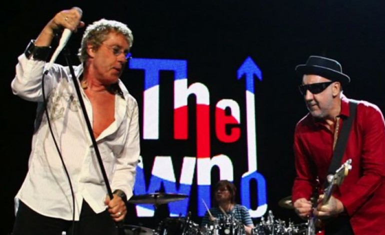 The Who @ Staples Center 9/21