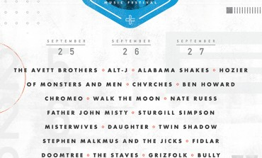Boston Calling Fall 2015 Festival Lineup Announced Featuring Alt-J, Alabama Shakes, And CHVRCHES