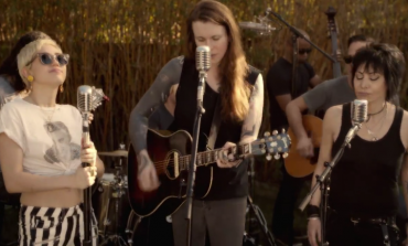 "WATCH: Miley Cyrus, Joan Jett And Laura Jane Grace Cover The Replacements' ""Androgynous"""