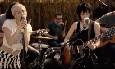 "Miley Cyrus Announces The Happy Hippie Foundation And Releases New Song ""Different"" Featuring Joan Jett"