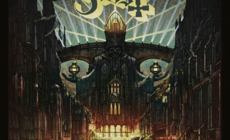 Ghost Announce New Album And New Singer Papa Emeritus III