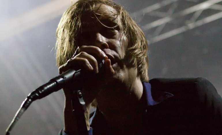 "Refused Play New Banger ""Blood Red"" Live"