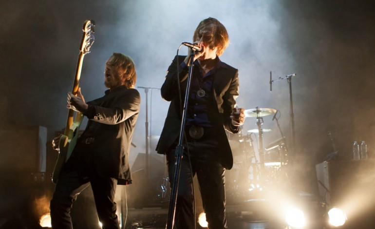 """Refused Nearly Done with New Album, Lyxzén Says will """"Make Sense"""" for Fans of The Shape of Punk to Come"""