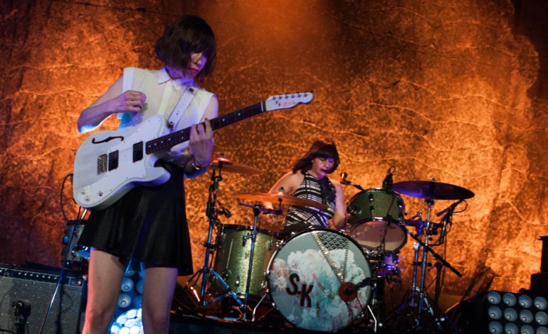 "Sleater-Kinney Drummer Janet Weiss Leaves Band Due to ""New Direction"""
